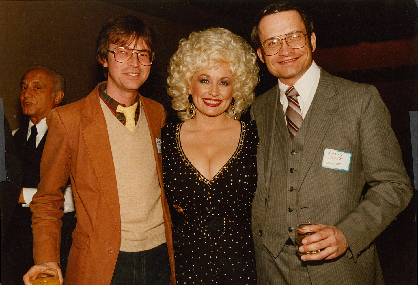 Dolly Parton and Dale Turner